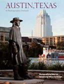 Austin Texas Photo coffee table book cover small web Buy The Book