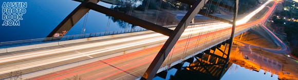 Austin Pennybacker Bridge - 360 Cliff View
