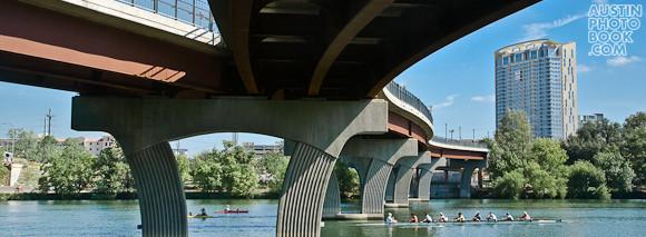 Pfluger Pedestrian Bridge - Monarch Condo - Towne Lake - Austin, TX