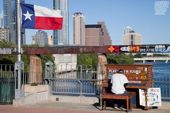 Austin Art Alliance Piano 2011
