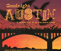 kids book about Austin